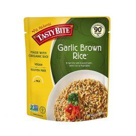 Garlic Brown Rice Bag 250g